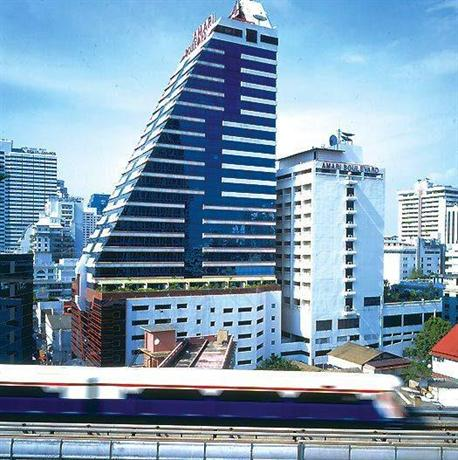Amari Boulevard Bangkok - dream vacation