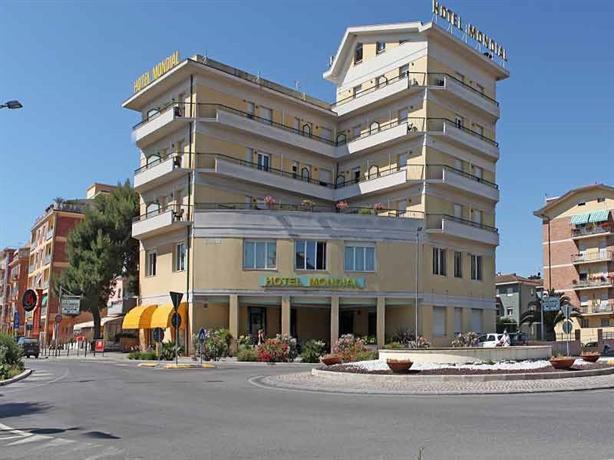 Mondial Hotel Porto Recanati - dream vacation