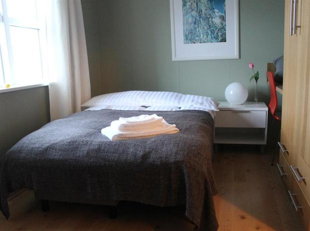 Bjarg Apartments - dream vacation