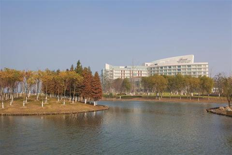 Fairmont Yangcheng Lake - dream vacation