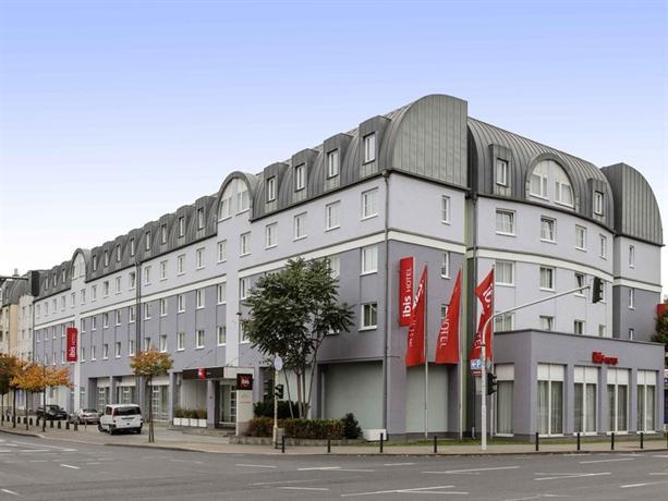 Ibis Mainz City - dream vacation