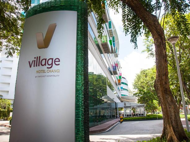 Village Hotel Changi by Far East Hospitality - dream vacation
