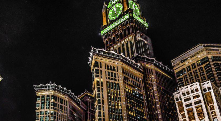 Makkah Clock Royal Tower A Fairmont Hotel - dream vacation