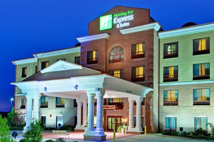Holiday Inn Express & Suites Clinton Mississippi - dream vacation