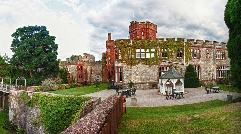 Ruthin Castle Hotel & Moat Spa