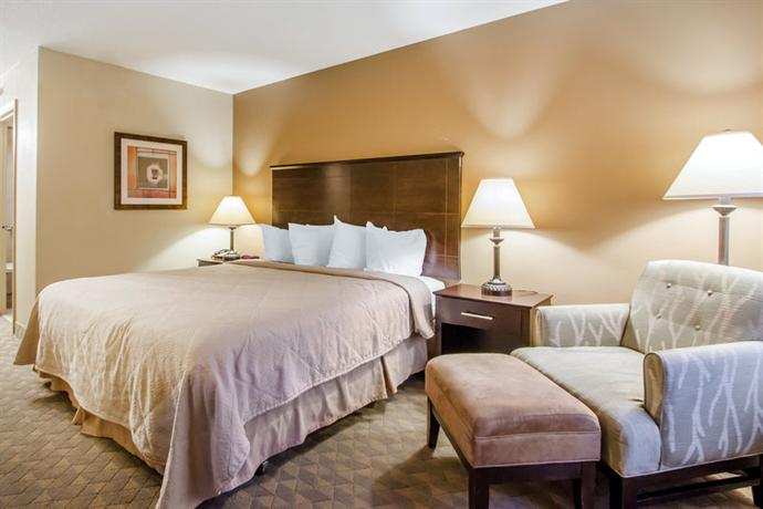 Quality Inn & Suites Greenville Alabama - dream vacation