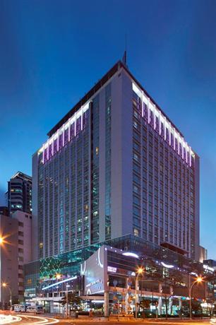 Haeundae Centum Hotel - dream vacation