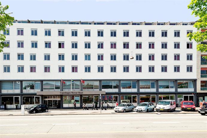 Copenhagen Mercur Hotel - dream vacation