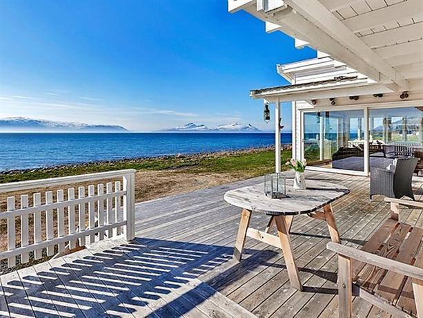 Lyngen Lyngen Troms - dream vacation