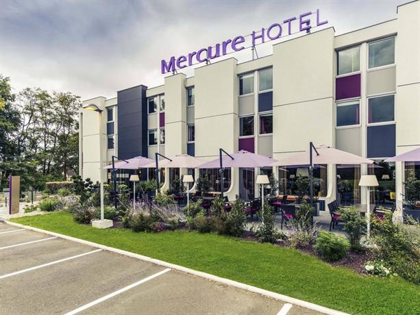 Mercure Le Mans Batignolles - dream vacation