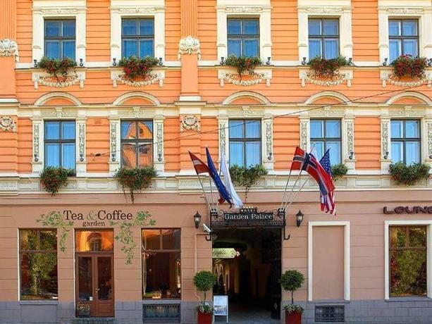 Hotel Garden Palace - dream vacation