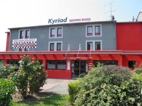 Kyriad Design Enzo Pont-a-Mousson - dream vacation