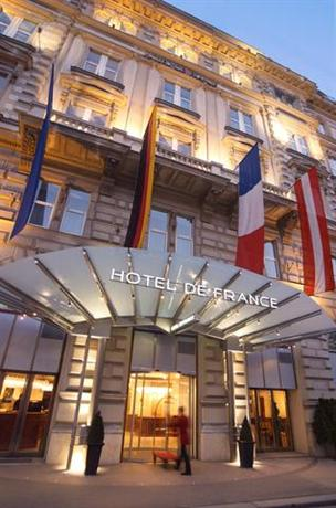 Four Star Hotels in Vienna: Hotel De France Vienna