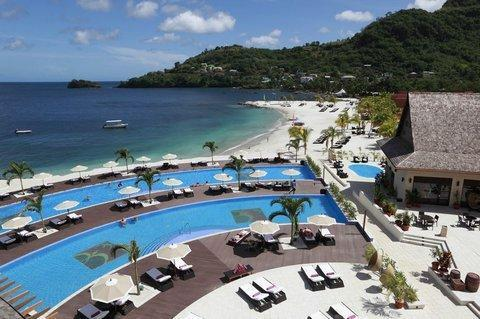 Buccament Bay Resort - dream vacation