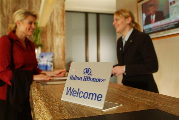 Hilton Duesseldorf - dream vacation