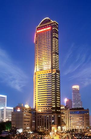 Crowne Plaza Nanjing Hotel & Suites - dream vacation