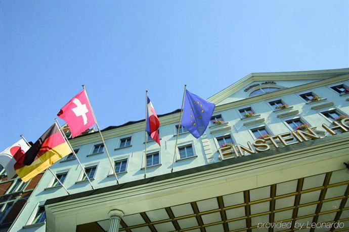 Einstein St Gallen - dream vacation