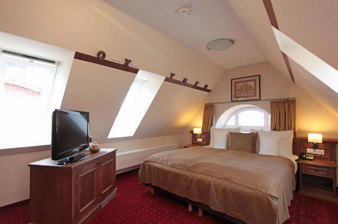 Hotel Scheelehof Stralsund - dream vacation