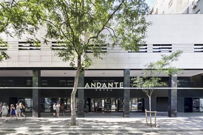 Andante Hotel Barcelona - dream vacation