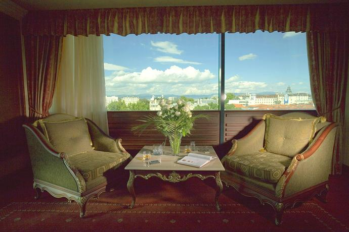 Grand Hotel Sofia - dream vacation