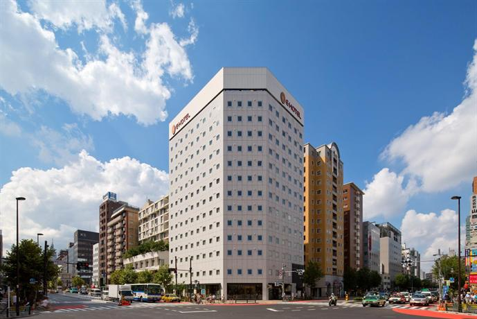 E Hotel Higashi Shinjuku - dream vacation