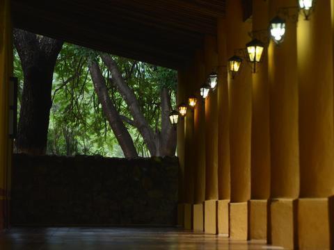 Hotel Mision Hacienda Conca - Arroyo Seco (Mexique) -