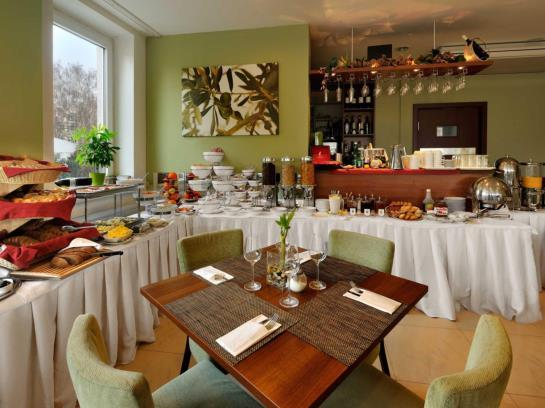 PREMIUM business hotel bratislava - Bratislava -
