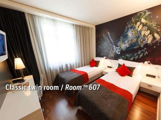 Bohem Art Hotel - dream vacation