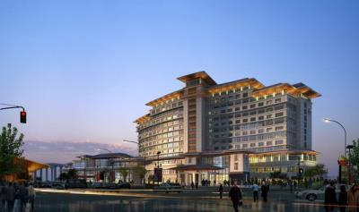 Crowne Plaza Yangzhou Yangzhou - dream vacation