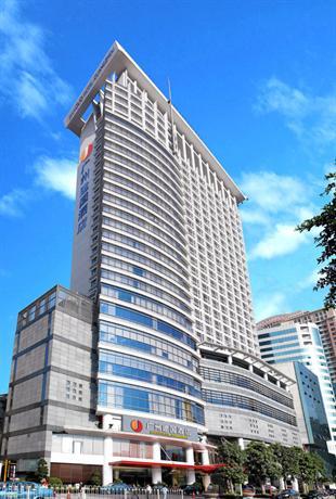 Jianguo Hotel Guangzhou - dream vacation