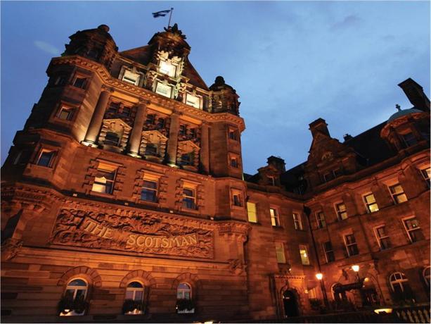 The Scotsman - dream vacation