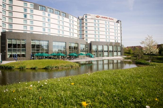 Crowne Plaza Hotel Brussels Airport - dream vacation
