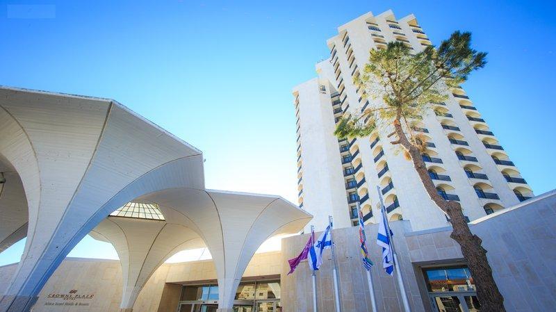Crowne Plaza Hotel Jerusalem - dream vacation