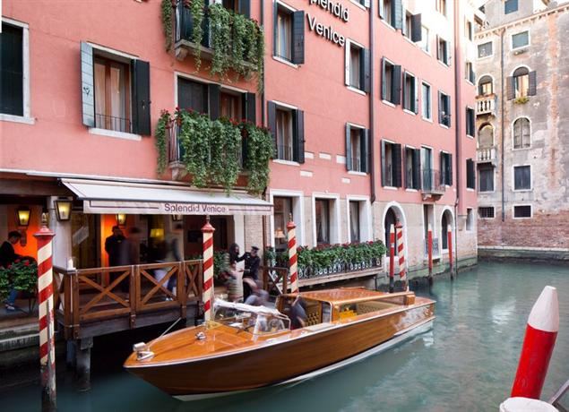 Splendid Venice - Starhotels Collezione - dream vacation