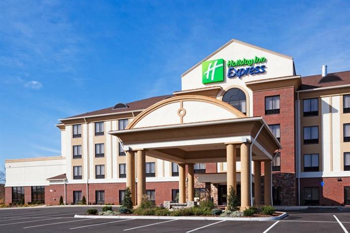 Holiday Inn Express Johnson City Tennessee - dream vacation