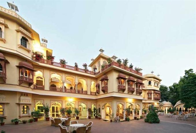 Alsisar Haveli - dream vacation