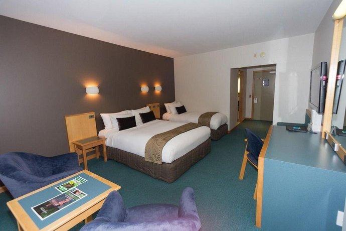 Scenic Hotel Franz Josef Glacier - dream vacation