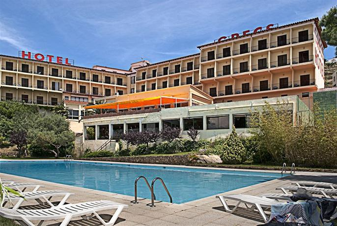 Panoramic Grecs Hotel - dream vacation