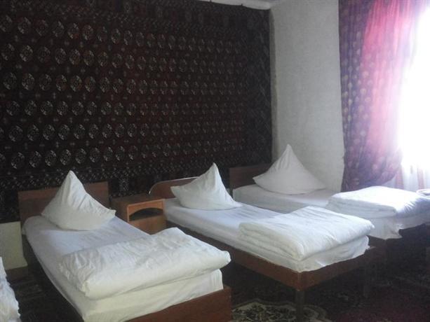 Khiva Alibek - dream vacation
