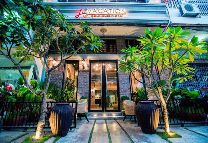 VACATION Boutique hotel - Phnom Penh -