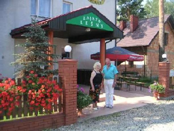 Zajazd Lesny Tuszyn - dream vacation