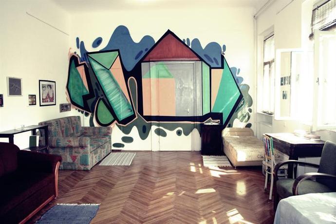 Kaleidoszkop Haz Hostel - dream vacation