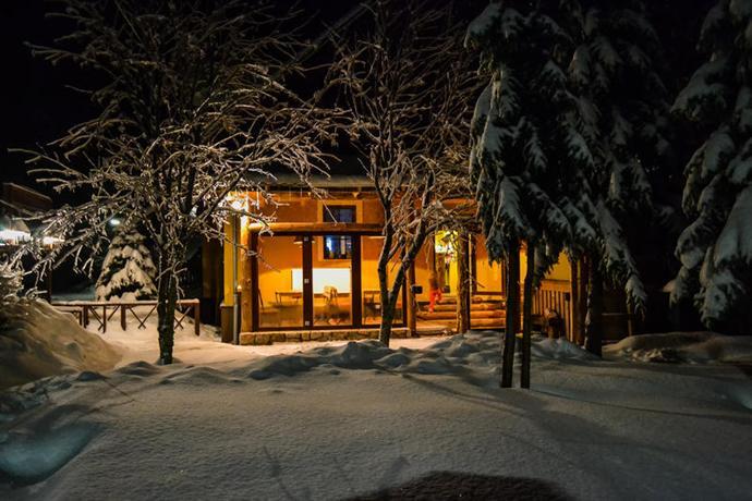 Camp & Hostel Jezersko Stara posta - Zgornje Jezersko -