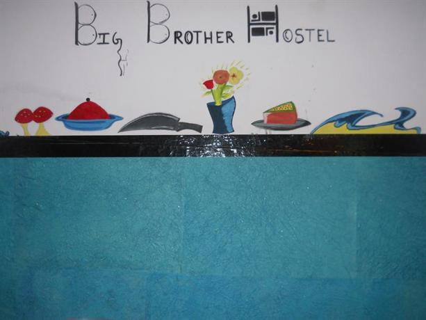 Big Brother Hostel - dream vacation