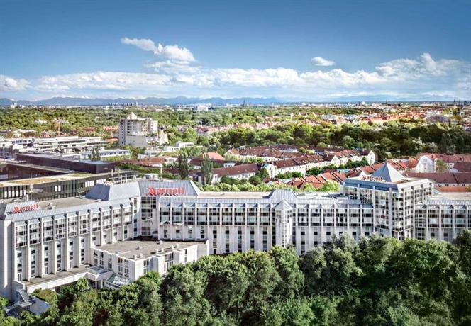 Munich Marriott Hotel - dream vacation