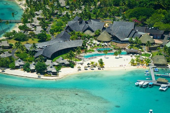 InterContinental Resort & Spa Moorea - dream vacation