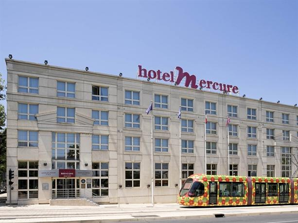 Mercure Montpellier Antigone - dream vacation