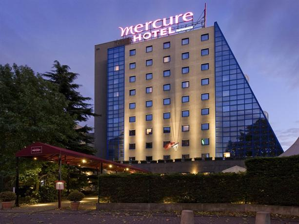 Mercure Paris Porte de Pantin - dream vacation