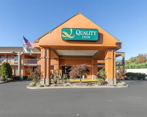 Quality Inn Johnson City Johnson City - dream vacation