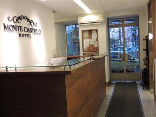 Hotel Monte Castelo Rio de Janeiro - dream vacation